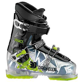 CHAUSSURES SKI DE PISTE MENACE 3.0 JR+BLOC SEMELLE