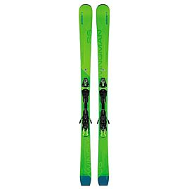 SKI ALL MOUNTAIN PISTE WINGMAN 86 CTI + EMX 12.0 G