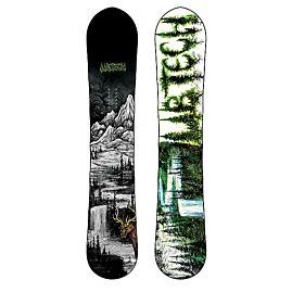 SNOWBOARD DYNAMO C3 WIDE