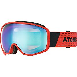 MASQUE DE SKI COUNT STEREO RED cat 2