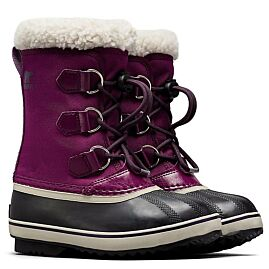 CHAUSSURES CHAUDES CHILDRENS YOOT PAC NYLON VIOLET