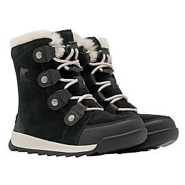 CHAUSSURES CHAUDES YOUTH WHITNEY II SUEDE NOIR