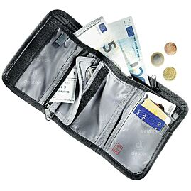 PORTEFEUILLE TRAVEL WALLET RFID BLOCK