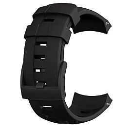 BRACELET AMBIT 3 VERTICAL BLACK SILICONE