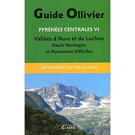 GUIDE OLLIVIER PYRENEES CENTRALES VI