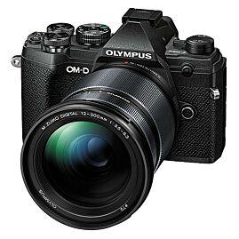APPAREIL PHOTO E-M5 MARK III BLACK+12-200mm