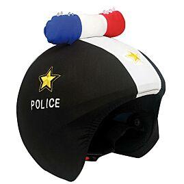 POLICE SUR-CASQUE