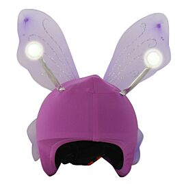 LED FEE PAPILLON SUR-CASQUE