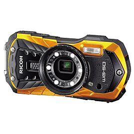 APPAREIL PHOTO ETANCHE WG-50 ORANGE