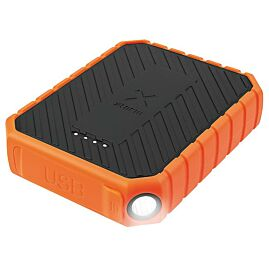 POWERBANK RUGGED 10000 mAH IP 65