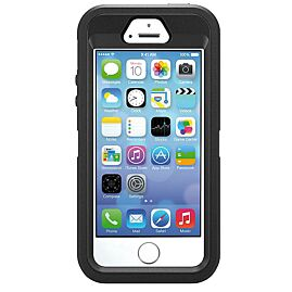 COQUE PROTECTION DEFENDER NOIR IPHONE 5/5S