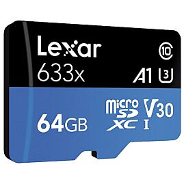 CARTE MEMOIRE MICRO SDXC 663 X