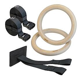AGRES D ENTRAINEMENT WOOD TRAINING RINGS