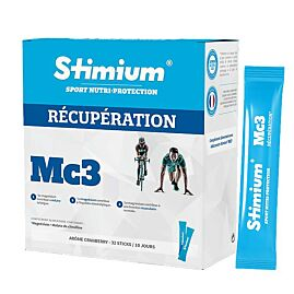 COMPLEMENT ALIMENTAIRE MC3 RECUPERATION 32 STICKS