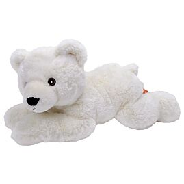 PELUCHE ECOKINS OURS POLAIRE