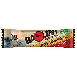 BARRE AGRUMES CAJOU / PIMENT DE JAMAIQUE BIO
