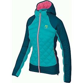 SOFTSHELL LASTEI  ACTIVE PLUS W JACKET