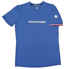 T-SHIRT MC LE MARATHONIEN M
