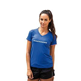 T-SHIRT MC LA MARATHONIENNE W