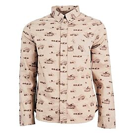 CHEMISE OUTPOST BUTTON DOWN M