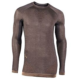 T-SHIRT ML UYN MAN CASHMERE SHINY M