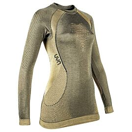T-SHIRT ML UYN LADY CASHMERE SHINY W