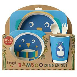 KIT DE REPAS BAMBOO DINNER SET