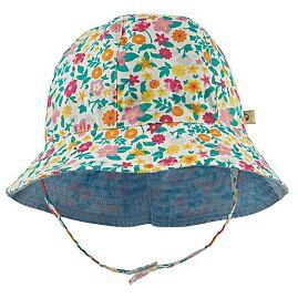 CHAPEAU CHAMBRAY REVERSIBLE HAT
