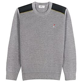 PULL GRAPHITE HOMME