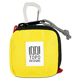 PORTE CLEFS SQUARE BAG