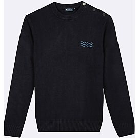 PULL COL ROND LUCIO SWEATER WOOL M