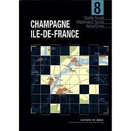 08 CHAMPAGNE I.DE FRANCE GUIDE FLUVIAL
