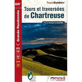 903 TOURS ET TRAVERSEES DE CHARTREUSE ED.FFRP
