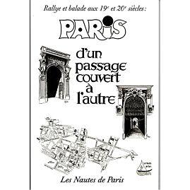 PARIS D'UN PASSAGE COUVERT A L'AUTRE