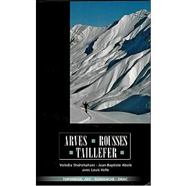ARVES ROUSSES TAILLEFER TOPO NEIGE