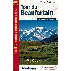 731 TOUR DU BEAUFORTAIN ED.FFRP