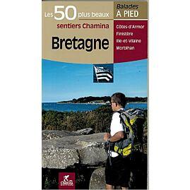50 PLUS BEAUX SENTIERS BRETAGNE