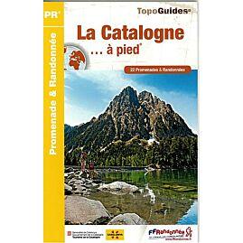 IN02 LA CATALOGNE A PIED ED.FFRP