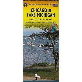 ITM CHICAGO ET LAKE MICHIGAN 1.12.500