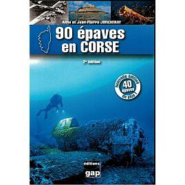 90 EPAVES EN CORSE