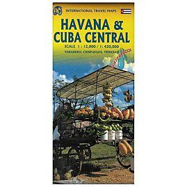 ITM HAVANA ET CUBA CENTRAL 1.12.000
