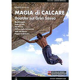 MAGIA DI CALCARE BOULDER SUL GRAN SASSO