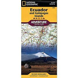 3403 ECUADOR GALAPAGOS ECHELLE 1.750.000