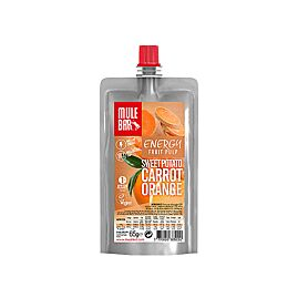 GEL PULPE PATATE DOUCE CAROTTE ORANGE