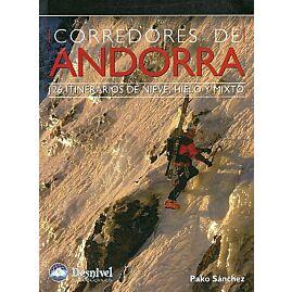 Corredores de Andorra 126 itineraires de nieves
