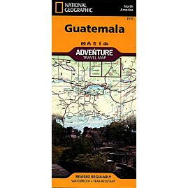 3110 GUATEMALA ECHELLE 1.500.000