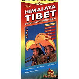 HIMALAYA TIBET 1.1.600.000