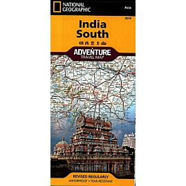 3014 INDIA SOUTH ECHELLE 1.1.400.000