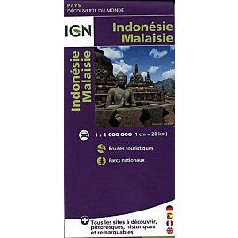 INDONESIE MALAISIE 1.2.000.000