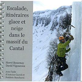 Itineraire glace et neige dans le massif du canta